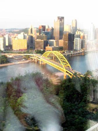 Le Mont: Our view of Pittsburgh