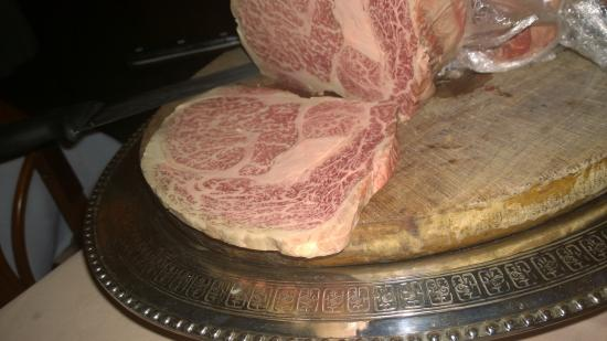 The Tavern Restaurant: Japanese Wagyu