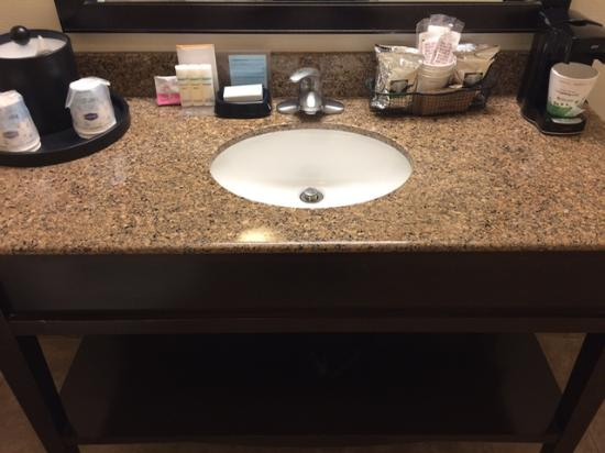 Hampton Inn and Suites Park City: Bathroom