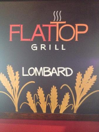 Flattop Grill