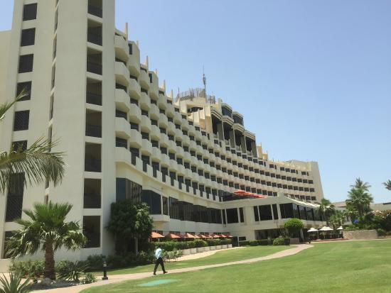 JA Jebel Ali Beach Hotel : Hotel