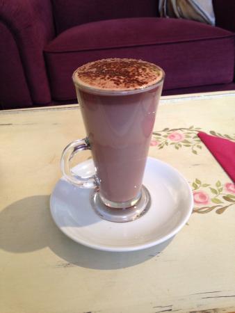 The Wild Flour: Hot Chocolate