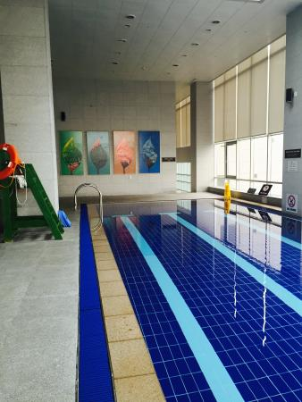 Holiday Inn Gwangju: Great pool