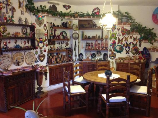 Hotel Mi Casita: Sala della prima colazione