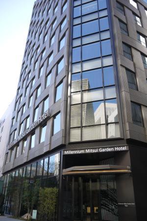 Millennium Mitsui Garden Hotel Tokyo Tripadvisor