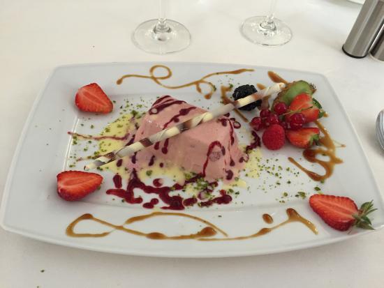 Hostellerie le Claimarais: Dessert