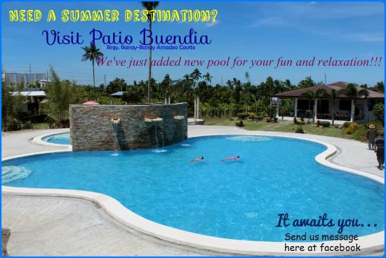 Garden Landscape Picture Of Patio Buendia Farm Resort And Event Place Amadeo Tripadvisor