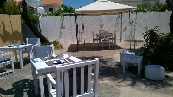 Gunther's Restaurante : restaurants terrace