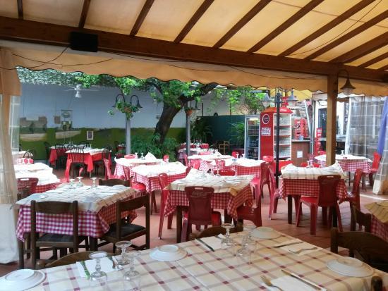 Il giardino ristorante roma ristoranti all aperto a roma - Pizzeria con giardino roma ...