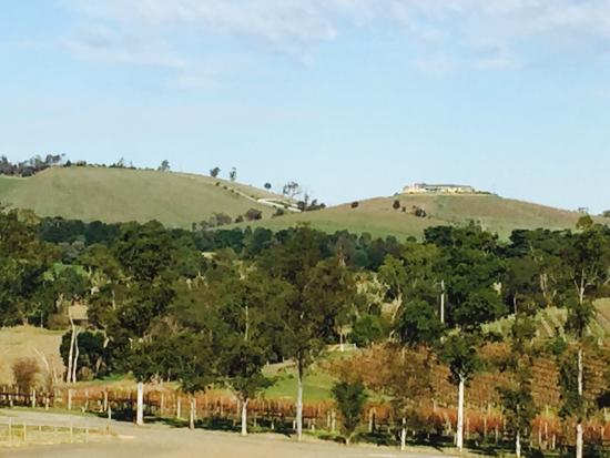 how to go to yarra valley