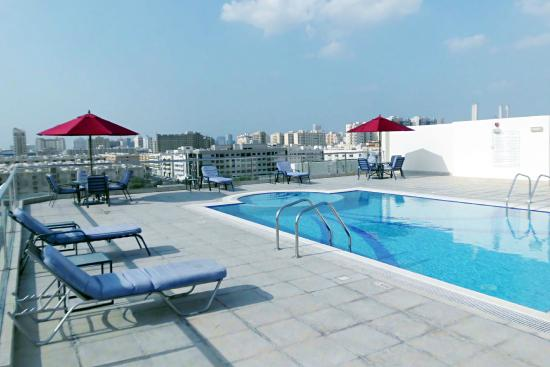 Fortune Classic Hotel Apartments : Outdoor Swimming Pool