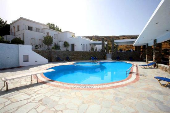 Menites, Grecia: Η πισίνα μας
