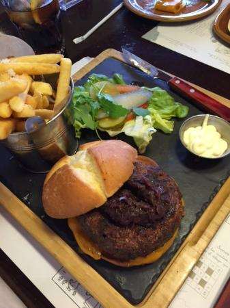 La Zenia, España: Black Label Burger