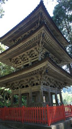 Nisekiji Temple
