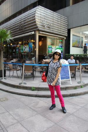 Shanghai mojo cafe