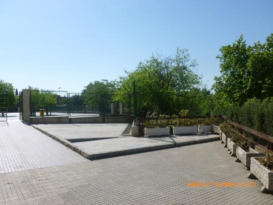 Plaza de la Madre Maria Molas Madrid