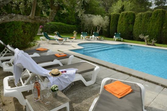 Villa Glanum Hotel