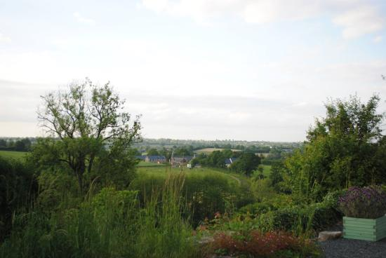 La Thiaumerie : View from the garden