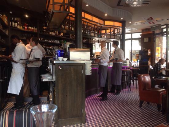 Best Cafe Interieur Photos - Huis & Interieur Ideeën ...