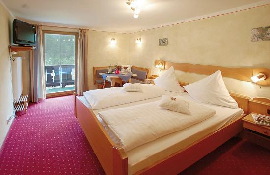 Gasthof Pension Wörndlhof: Schlafzimmer Comfort-Suite #10