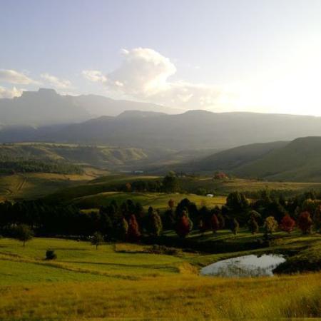 uKhahlamba-Drakensberg Park, Sudáfrica: The Champagne Valley