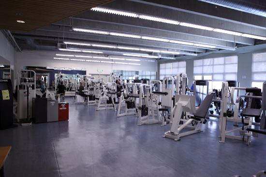 Berkeley YMCA: Sports club