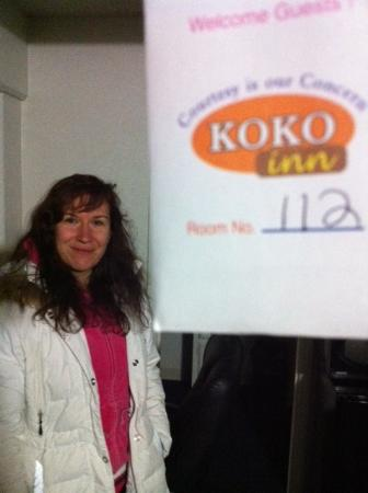 Koko Inn: Вот такое название