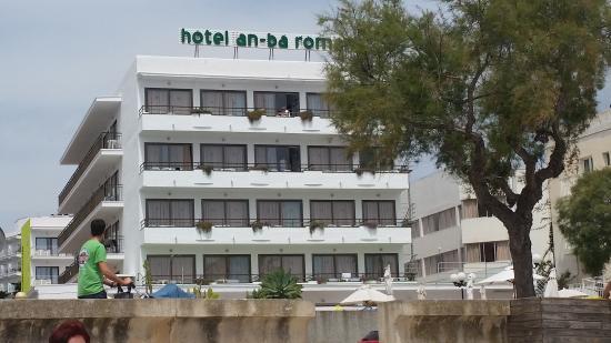 Smartline Anba Romani Hotel : lage ist ok