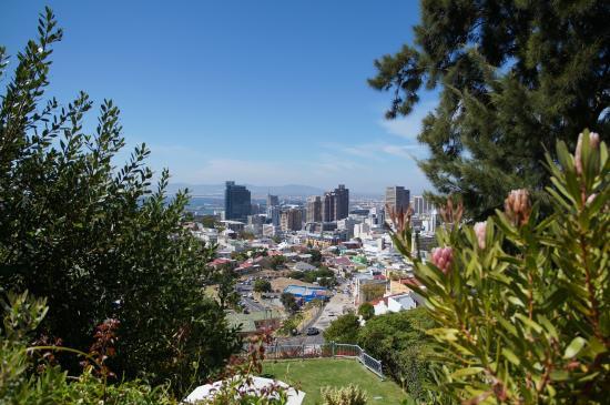 Signal Hill Lodge: Ausblick auf Kapstadt
