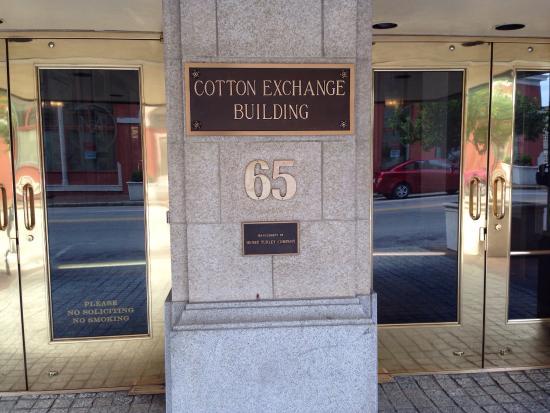 The Cotton Museum at the Memphis Cotton Exchange: photo0.jpg