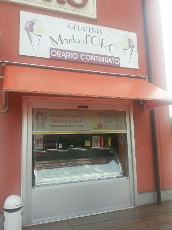 Gelateria Marta D'oro