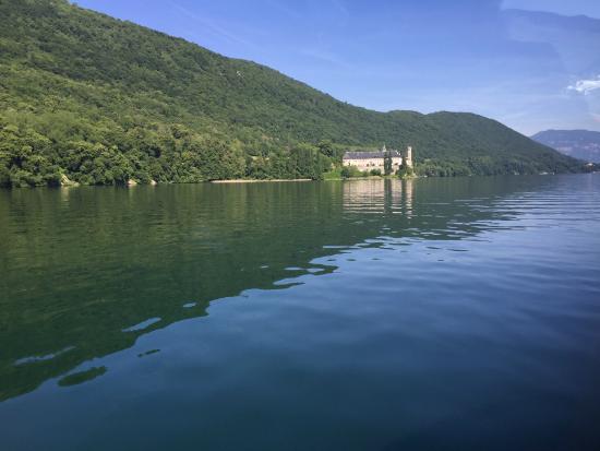 Aux environs dAix Les Bains   Aix les bains, Lac du