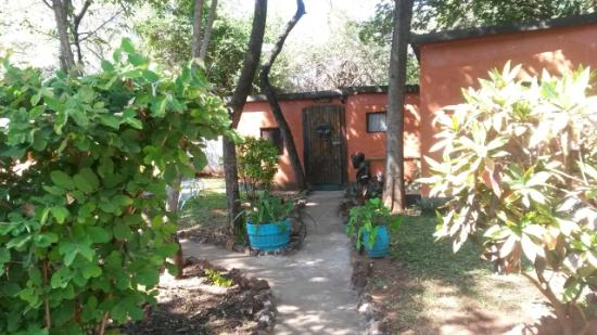 Victoria Falls Backpackers: En suite rooms