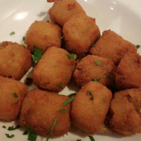 Trattoria la Casetta: Fetuccine vongole
