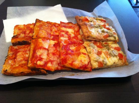 Falasca S.P.Q.R.: Pizza!