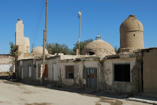 Turki Jangi Mausoleum: mausoléu de Turki Jandi, cidade antiga - Bukhara, Uzbequistão