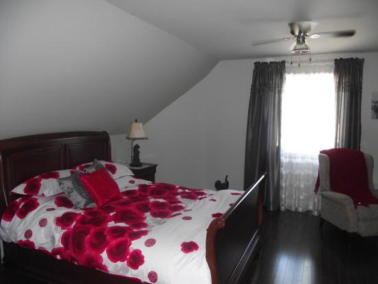 Larouche, Canada: Chambre Crarmant