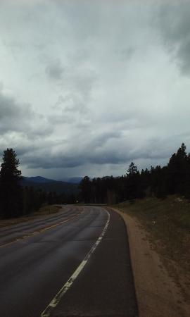 Arapaho National Forest: Impossible to capture the expanse
