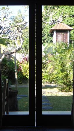 Suka's House Bed & Breakfast : 花園