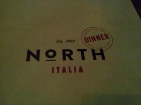 North Italia Logo rosemary chicken - picture of north italia, austin - tripadvisor