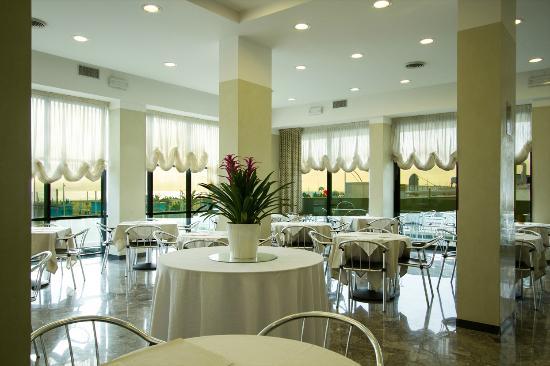 Hotel Nord Est: Sala colazioni