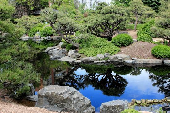 Japanese Garden. - Picture of Denver Botanic Gardens, Denver ...