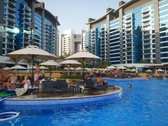 Oceana Beach Club Hotel Dubai