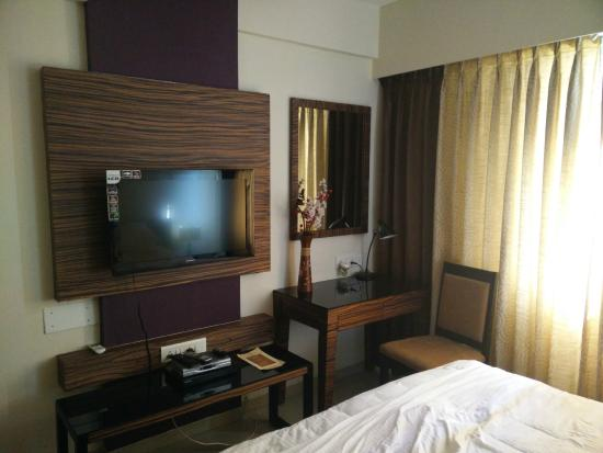The Haven Serviced Residences : Room