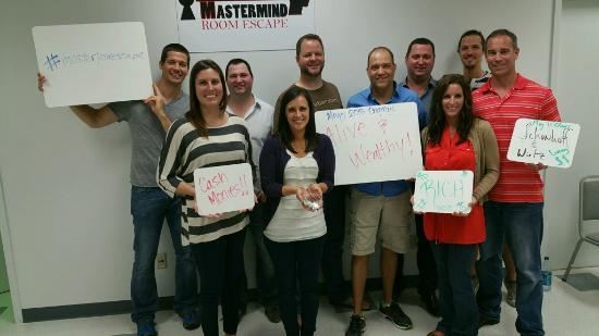 Mastermind Room Escape - St. Louis