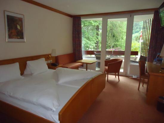 Parkhotel Quellenhof: Stil Classic