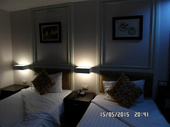 Vista Residence Bangkok: Bed