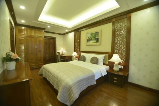 Thien Thai Hotel: my beautiful room