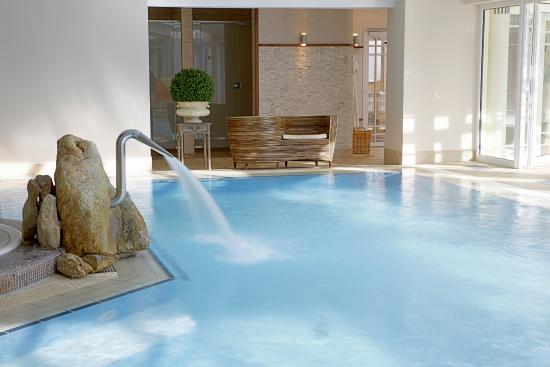 Das Mühlbach - Thermal Spa & Romantik Hotel: Thermal Innenpool