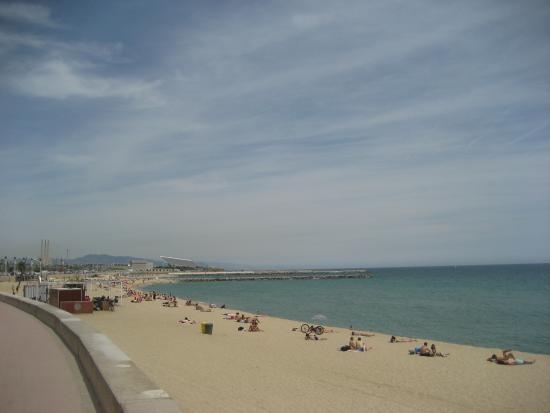 Nova Mar Bella beach - Foto di Nova Mar Bella Beach, Barcellona - TripAdvisor